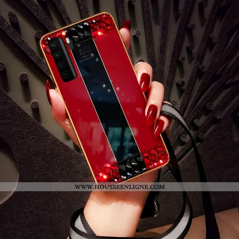 Housse Huawei P40 Lite 5g Mode Luxe Incassable Tendance Fluide Doux Téléphone Portable Ornements Sus