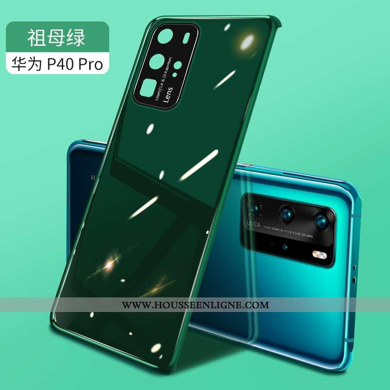 Housse Huawei P40 Pro Légère Protection Nouveau Incassable Téléphone Portable Tout Compris Luxe Armé