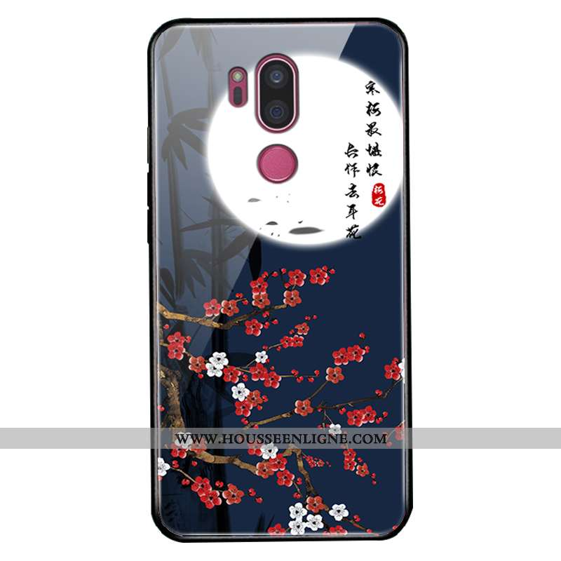 Housse Lg G7 Thinq Créatif Dessin Animé Personnalisé Personnalité Mode Téléphone Portable Tout Compr
