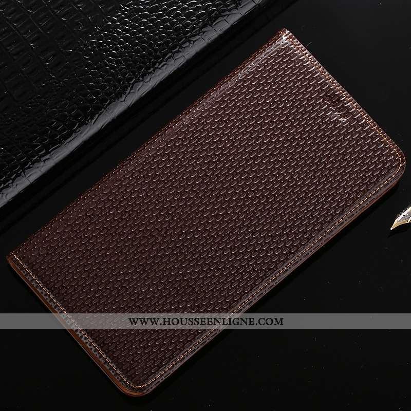 Housse Lg G7 Thinq Protection Cuir Véritable Téléphone Portable Étui Modèle Fleurie Antidérapant Inc