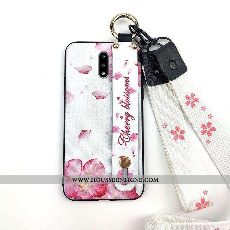 Housse Nokia 2.3 Tendance Fluide Doux Téléphone Portable Coque Petit Ornements Suspendus Support Ros