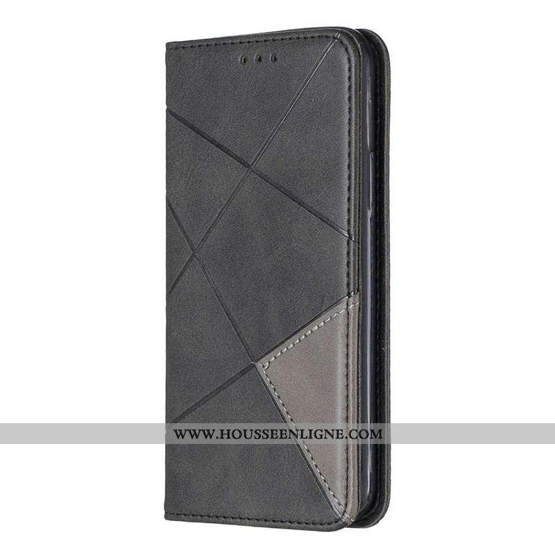 Housse Nokia 4.2 Ornements Suspendus Cuir Business Simple Noir Protection Couleur Unie