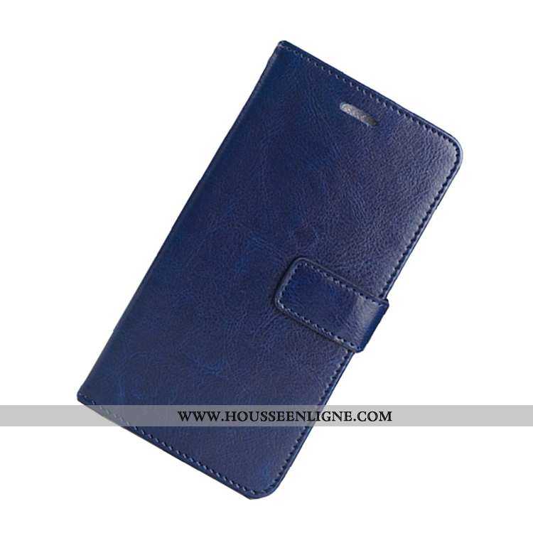 Housse Nokia 6.1 Silicone Protection Cuir Tempérer Tout Compris Coque Carte Bleu