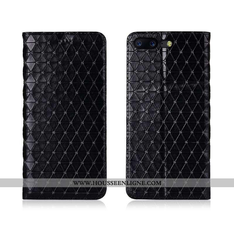 Housse Oneplus 5 Cuir Fluide Doux Silicone Étui Tout Compris Protection Véritable Téléphone Portable