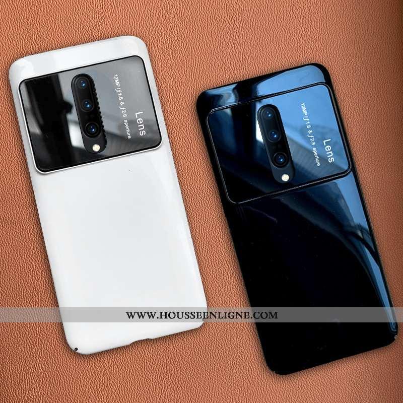 Housse Oneplus 7 Pro Protection Personnalité Coque Téléphone Portable Incassable Blanc Ultra Blanche