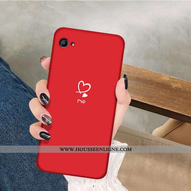 Housse Oppo A3 Personnalité Créatif Rouge Protection Coque Tendance Étui