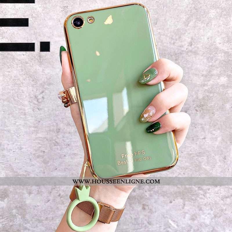Housse Oppo A3 Protection Charmant Tout Compris Téléphone Portable Silicone Vert Incassable Verte