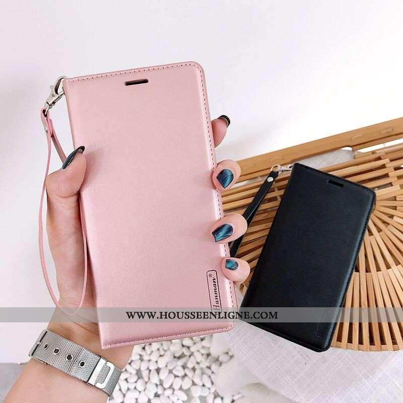 Housse Oppo A31 Portefeuille Cuir Protection Nouveau Téléphone Portable Ornements Suspendus Rose
