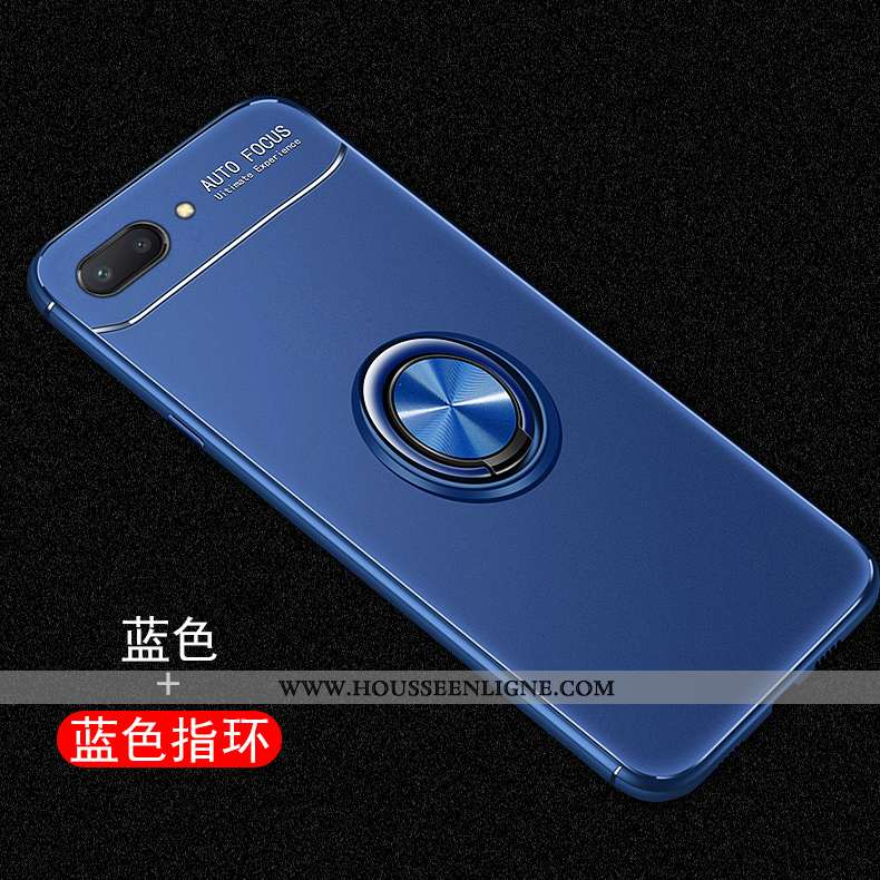 Housse Oppo Ax5 Légère Tendance Légères Bleu Incassable Coque Téléphone Portable