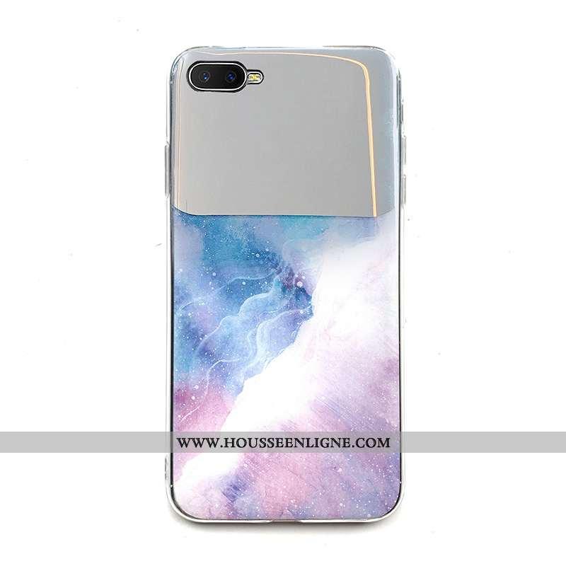 Housse Oppo Rx17 Neo Protection Personnalité Téléphone Portable Tout Compris Silicone Coque Miroir V