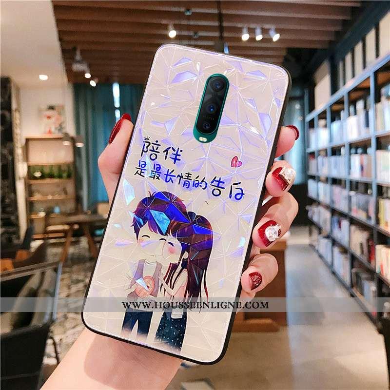 Housse Oppo Rx17 Pro Modèle Fleurie Silicone Téléphone Portable Tout Compris Coque Étui Protection B