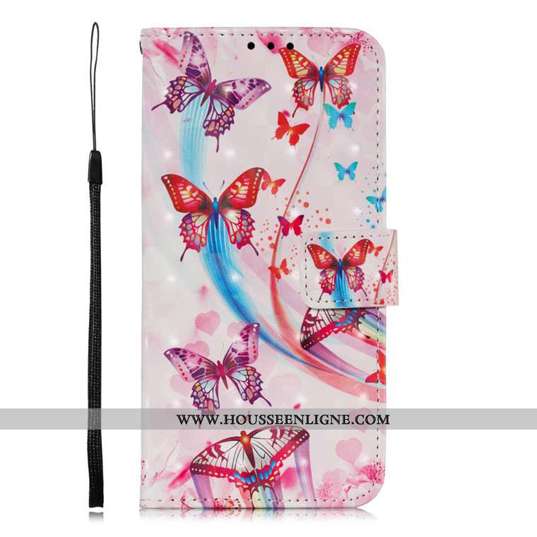 Housse Samsung Galaxy A10s Fluide Doux Protection Étoile Rose Incassable Téléphone Portable Étui