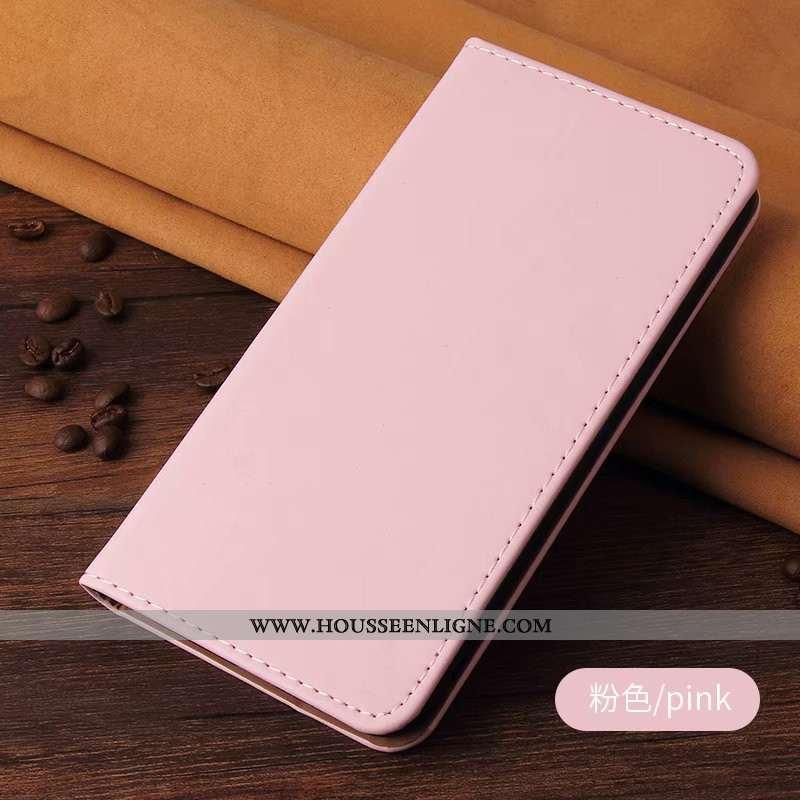 Housse Samsung Galaxy A10s Protection Délavé En Daim Coque Étoile Rose Silicone Tout Compris