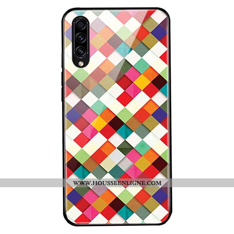 Housse Samsung Galaxy A30s Personnalité Créatif Protection Téléphone Portable Personnalisé Silicone