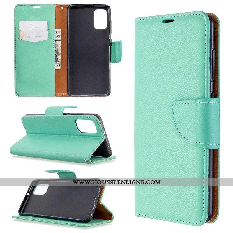 Housse Samsung Galaxy A41 Portefeuille Tendance Téléphone Portable Tout Compris Business Incassable