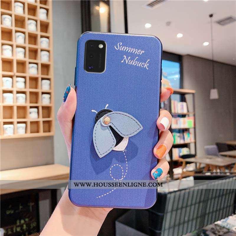 Housse Samsung Galaxy A41 Protection Ornements Suspendus Dessin Animé Incassable Tout Compris Person