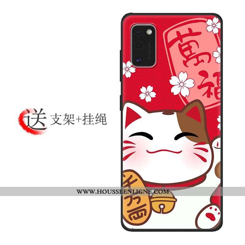 Housse Samsung Galaxy A41 Tendance Protection Téléphone Portable Tout Compris Personnalisé Luxe Frai