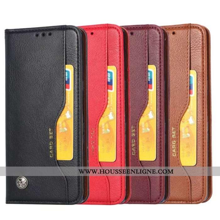 Housse Samsung Galaxy A51 Protection Cuir Téléphone Portable Noir Étoile Tout Compris Nouveau