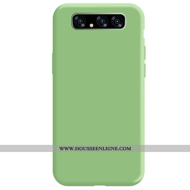Housse Samsung Galaxy A80 Ultra Tendance Silicone Créatif Personnalité Net Rouge Simple Verte