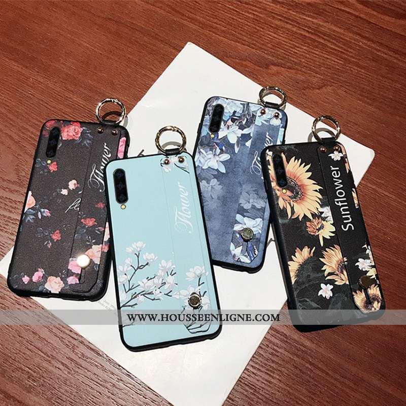 Housse Samsung Galaxy A90 5g Personnalité Créatif Légère Délavé En Daim Téléphone Portable Légères N