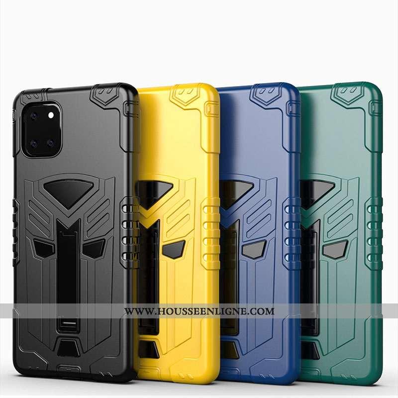 Housse Samsung Galaxy Note 10 Lite Fluide Doux Silicone Étui Protection Tout Compris Support Télépho