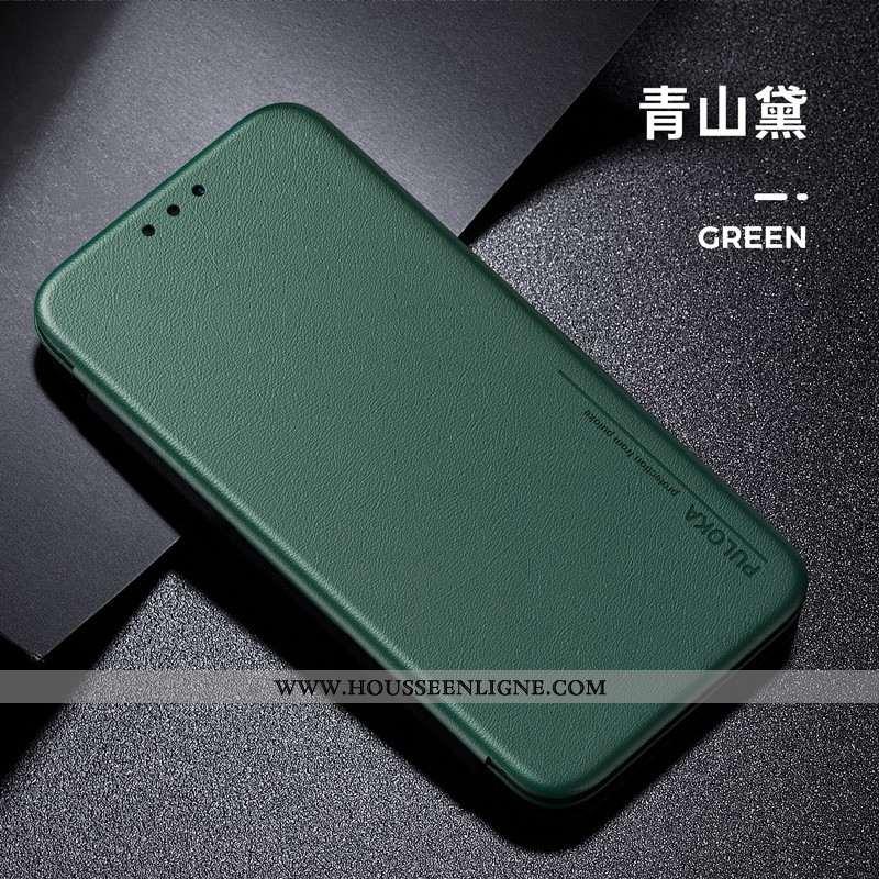 Housse Samsung Galaxy Note 9 Cuir Véritable Tendance Luxe Coque Téléphone Portable Protection Étoile