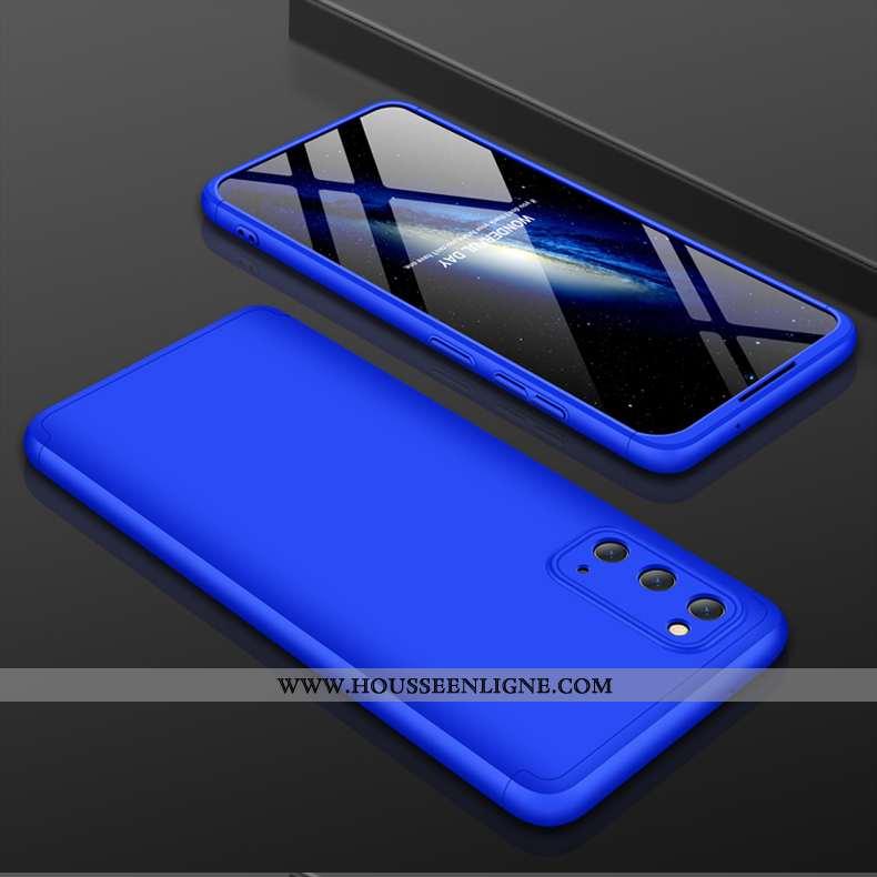 Housse Samsung Galaxy S20 Délavé En Daim Personnalité Dessin Animé Protection Téléphone Portable Dif