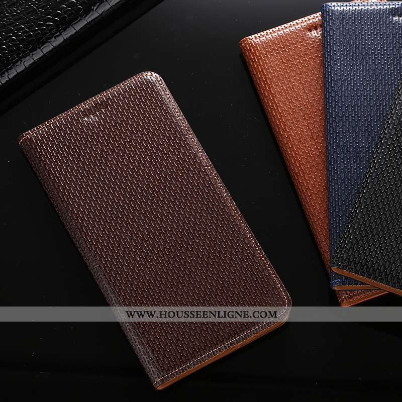 Housse Samsung Galaxy S20 Ultra Protection Cuir Véritable Incassable Coque Tout Compris Marron Étoil