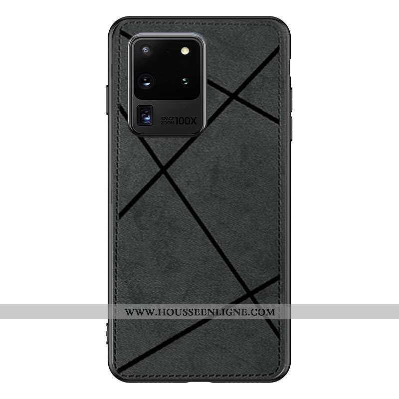 Housse Samsung Galaxy S20 Ultra Protection Ultra Étui Tout Compris Coque Modèle Fleurie Antidérapant