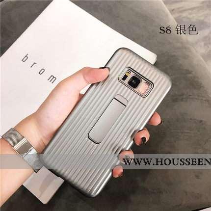 Housse Samsung Galaxy S8 Créatif Protection Étui Téléphone Portable Incassable Personnalité Étoile A