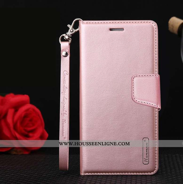 Housse Samsung Galaxy S8 Luxe Ornements Suspendus Incassable Rose Étoile Coque Silicone