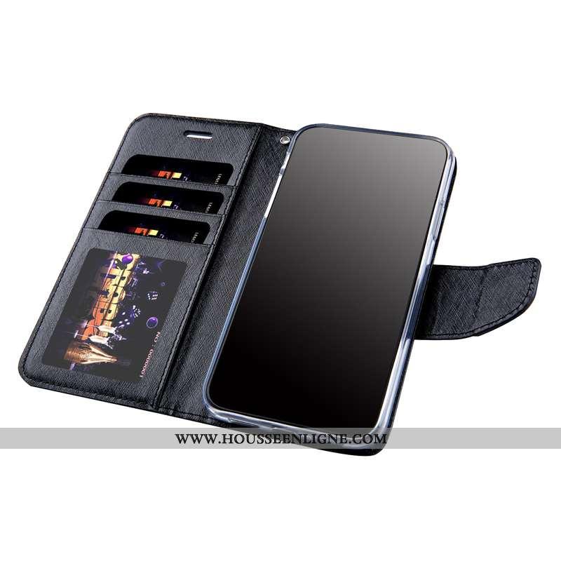 Housse Sony Xperia 10 Plus Modèle Fleurie Protection Business Étui Soie Mulberry Rose Mois