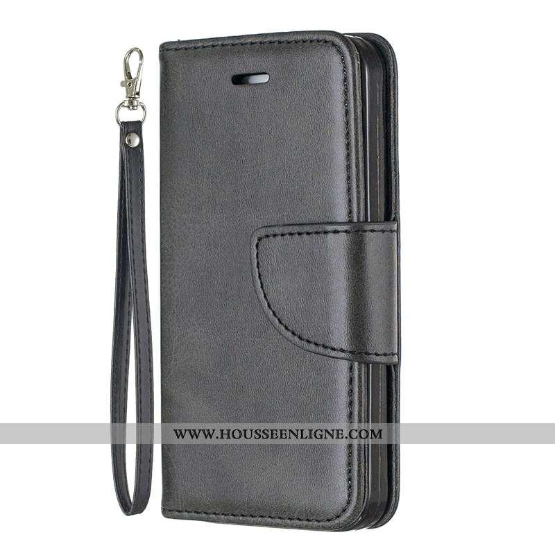 Housse Sony Xperia 10 Silicone Protection Coque Cuir Tout Compris Étui Fluide Doux Noir