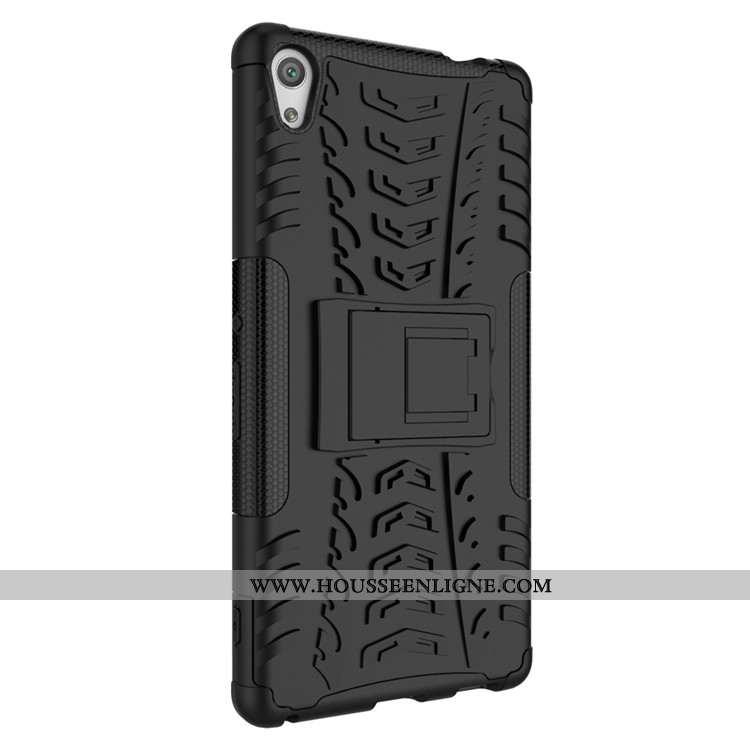 Housse Sony Xperia Xa Ultra Étui Téléphone Portable Coque Noir