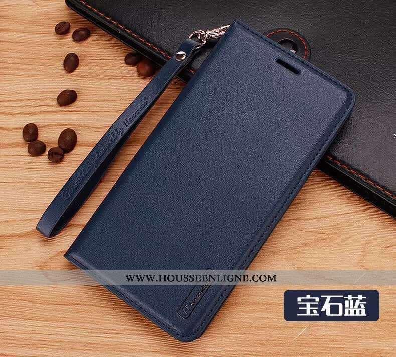 Housse Sony Xperia Xa Ultra Protection Cuir Incassable Tout Compris Clamshell Coque Silicone Bleu