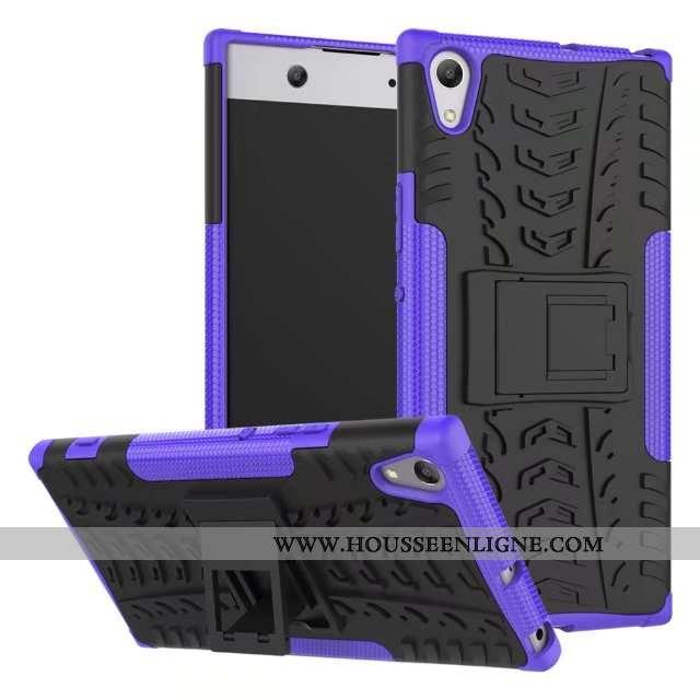 Housse Sony Xperia Xa1 Ultra Tendance Fluide Doux Téléphone Portable Tout Compris Antidérapant Prote