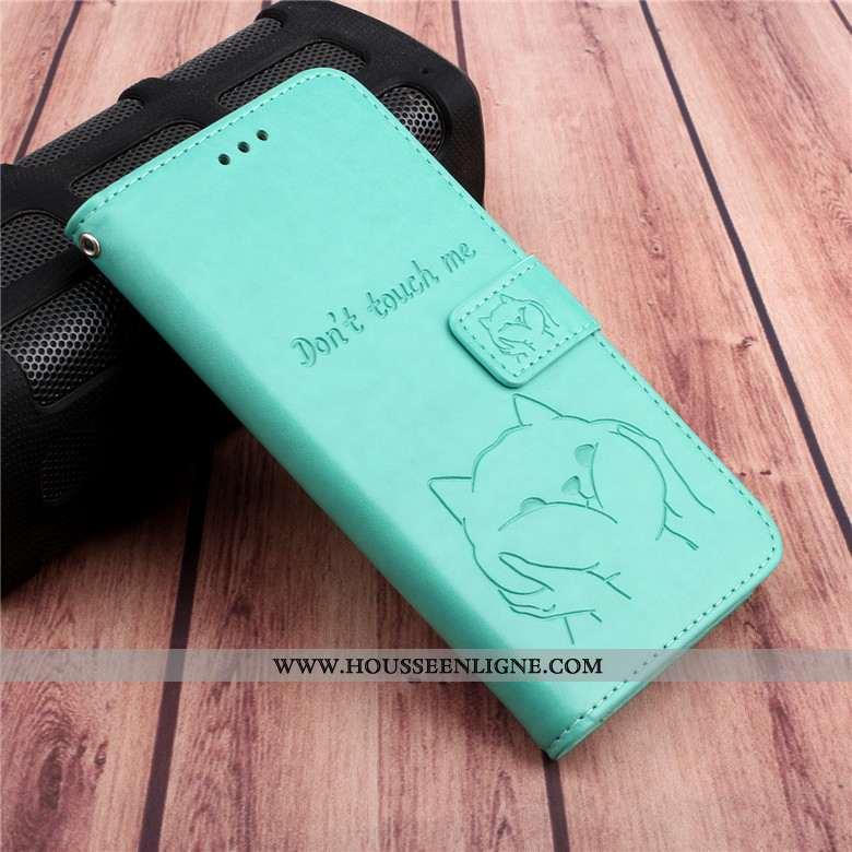 Housse Sony Xperia Xz3 Protection Charmant Coque Tout Compris Étui Vert Verte