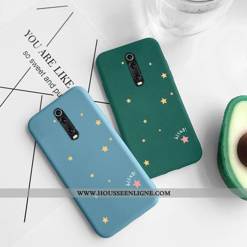 Housse Xiaomi Mi 9t Pro Créatif Charmant Tout Compris Téléphone Portable Protection Étui Fluide Doux