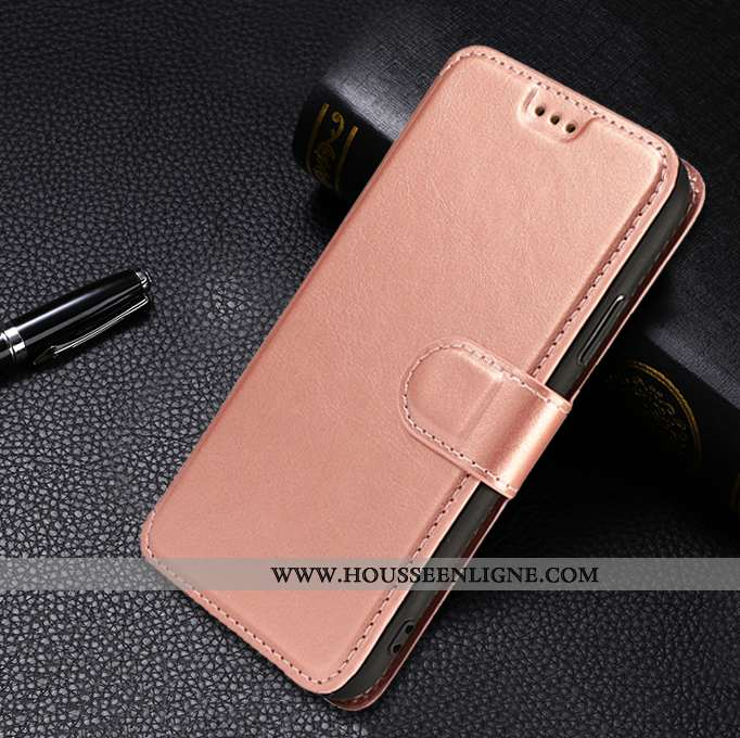 Housse Xiaomi Mi A2 Ultra Légère Incassable Coque Une Agrafe Téléphone Portable Petit Rose