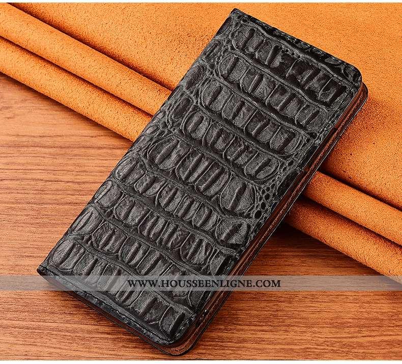 Housse Xiaomi Mi Max 3 Protection Cuir Véritable Cuir Nouveau Téléphone Portable Clamshell Tout Comp