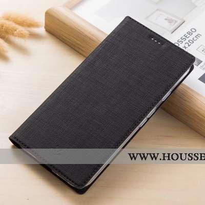 Housse Xiaomi Mi Mix 2s Cuir Modèle Fleurie Noir Protection Petit Coque