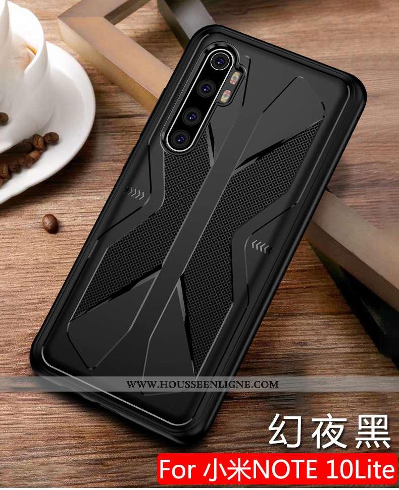 Housse Xiaomi Mi Note 10 Lite Silicone Personnalité Petit Téléphone Portable Fluide Doux Coque Incas