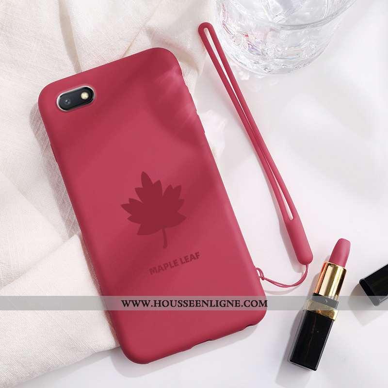 Housse Xiaomi Redmi 6a Protection Ultra Frais Tendance Rouge Téléphone Portable Incassable
