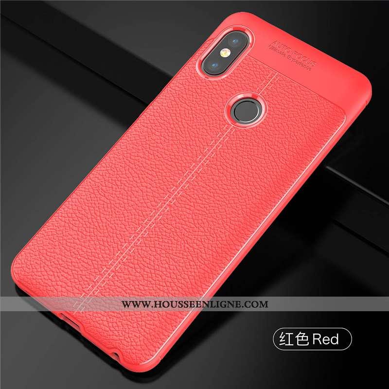 Housse Xiaomi Redmi Note 5 Légère Cuir Fluide Doux Protection Téléphone Portable Tout Compris Ultra