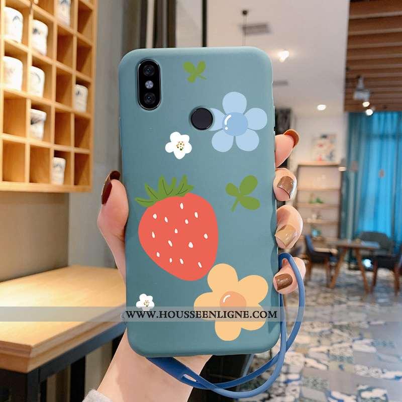Housse Xiaomi Redmi Note 5 Légère Fluide Doux Tout Compris Téléphone Portable Ultra Amoureux Incassa