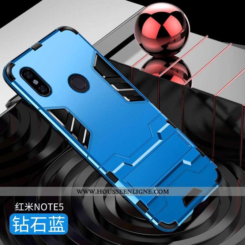 Housse Xiaomi Redmi Note 5 Protection Personnalité Coque Incassable Silicone Étui Téléphone Portable