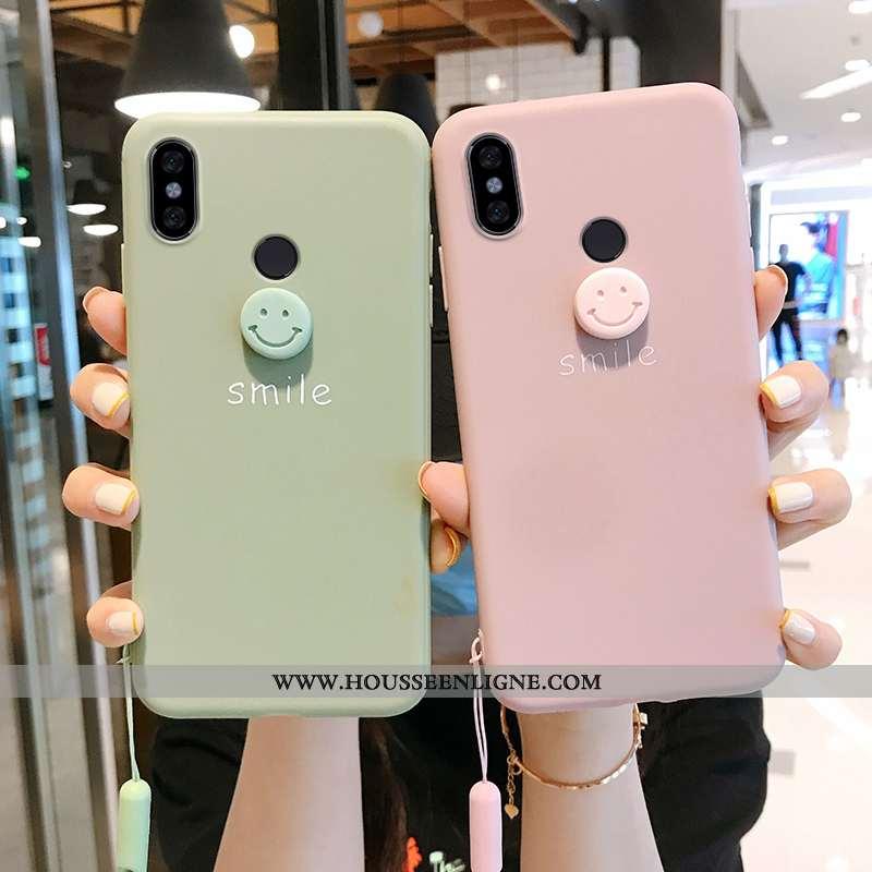 Housse Xiaomi Redmi Note 5 Silicone Protection Tout Compris Fluide Doux Dimensionnel Coque Créatif R