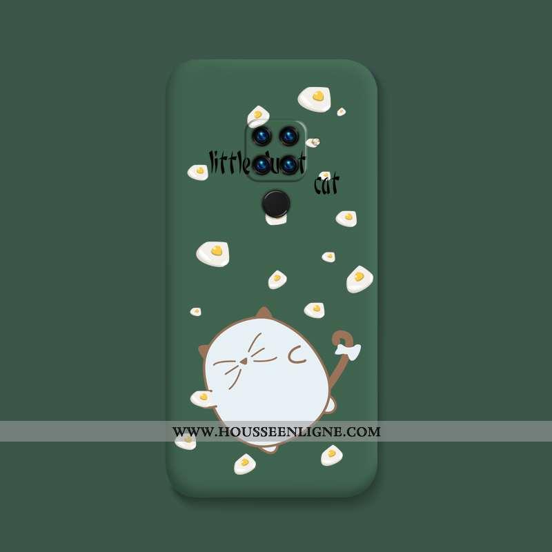 Housse Xiaomi Redmi Note 9 Dessin Animé Charmant Protection Net Rouge Rouge Légère Incassable Verte