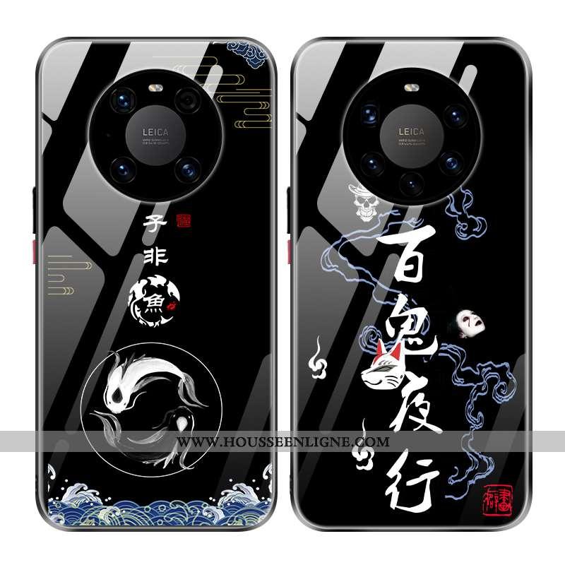 Étui Huawei Mate 40 Silicone Protection Incassable Tout Compris Nouveau Tendance Téléphone Portable