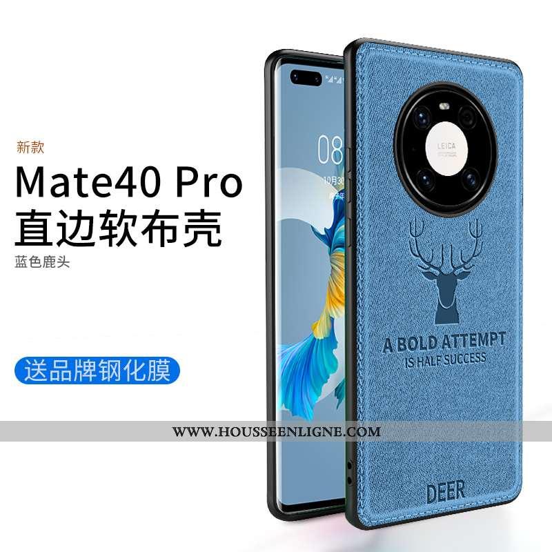 Coque Huawei Mate 40 Pro Silicone Protection Tout Compris Nouveau Fluide Doux Luxe Téléphone Portabl